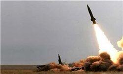 شلیک موشک بالستیک به سمت پایگاه گارد ملی عربستان