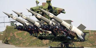 تلآویو: یک موشک زمین به هوای سوریه به جولان اصابت کرده است