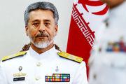 پیام دریادار سیاری به حجتالاسلام و المسلمین محمد حسنی