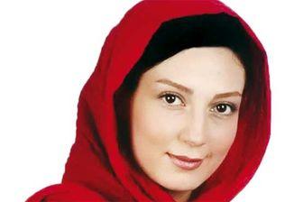 شاه نقشِ خانم بازیگر درکنار مهدی هاشمی/ عکس