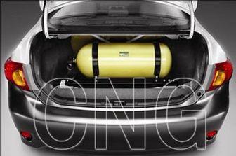 مدیریت مصرف سوخت با جایگزینی بنزین با CNG