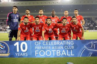 آماری جالب از لیگ قهرمانان آسیا/ پرسپولیس موفق ترین!