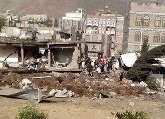 شهادت یک خانواده در حمله رژیم سعودی + تصاویر