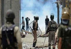 پنج کشته در درگیری مسلحانه در کشمیر