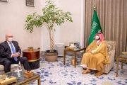 دیدار نماینده آمریکا در امور یمن با محمد بن سلمان
