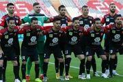 جدول لیگ برتر فوتبال پس از برد پرسپولیس مقابل مس