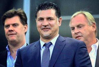 دایی مدیرعامل می شود مارادونا سرمربی!