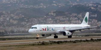 فاجعه از بیخ گوش فرودگاه بیروت گذشت