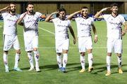 اهدای جام قهرمانی به تیم فجر شهید سپاسی