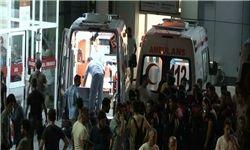 حمله تروریستی به یک مقر پلیس در استانبول