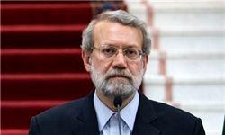 لاریجانی: راه حل مشکلات سوریه سیاسی است