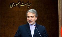 نوبخت: : ملت ایران نیاز به گفته هیچکس برای شرکت در راهپیمایی 22 بهمن ندارند