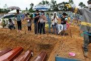شمار قربانیان کرونا در برزیل رکورد زد