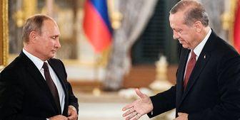 گفتگوی اردوغان و پوتین در مورد قرهباغ، سوریه و لیبی