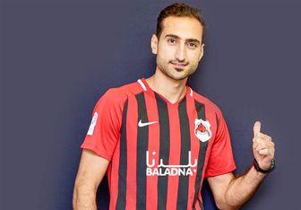 اعتراف بازیکن ایرانی الاصل الریان درباره پرسپولیس