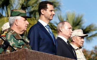 تاسیس پایگاه نظامی دائمی روسیه در سوریه