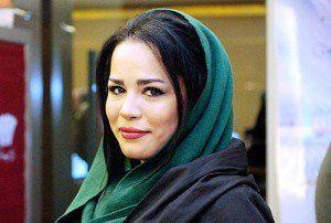 «ملیکا شریفی نیا» در شمایل دختران عرب/ عکس