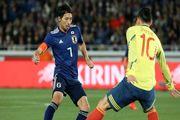 کلمبیای کیروش با پیروزی مقابل ژاپن کارش را آغاز کرد