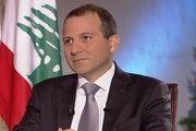 وزیر خارجه لبنان به دیدار سید حسن نصرالله رفت