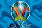 ترکیب تیم منتخب مرحله نیمه نهایی یورو 2020+ عکس