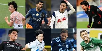 سه بازیکن ایرانی، نامزد عنوان بهترین لژیونر سال آسیا
