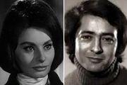 نامه سوفیا لورن با تأخیر ۵۰ ساله به دست شاعر ایرانی رسید/ عکس