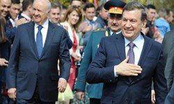 رئیس جمهور ازبکستان راهی هند میشود