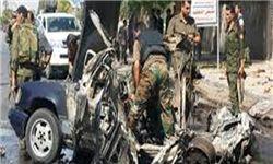 وقوع انفجار تروریستی در دمشق