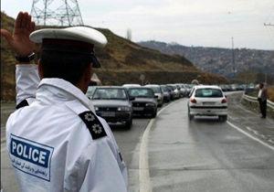 اجرای محدودیت های ترافیکی در جاده های مازندران