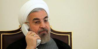 تاکید روحانی بر توسعه و تعمیق روابط ایران و عراق