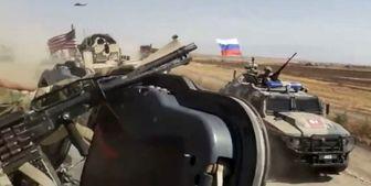 انتقاد مسکو به مسدود کردن مسیر گشتزنی در سوریه توسط آمریکا