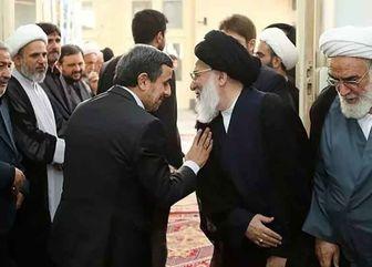 احمدینژاد برای درگذشت آیتالله هاشمی شاهرودی پیام تسلیت داد