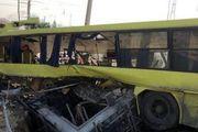 حسام نواب صفوی: حکم حبس تعزیری برای مسؤولان متهم واژگونی اتوبوس دانشگاه آزاد صادر شد