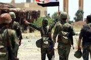 تسلط نیروهای سوری بر مقرهای عناصر تحت حمایت آمریکا