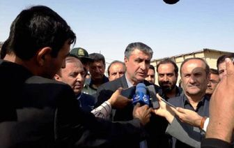 وزیر راه: نواقص زیرساخت های اربعین رفع می شود