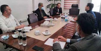 دومین جلسه کمیته منابع انسانی باشگاه پرسپولیس
