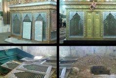 النصره مسئول حمله به مقبره حجر بن عدی