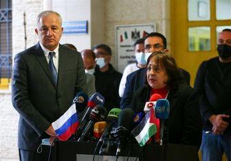 رسیدن محموله واکسن روسی به فلسطین