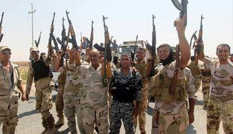 مناطقی از شمال تکریت آزاد شد