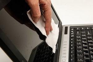 چگونه لپ تاپ را تمیز کنیم؟!