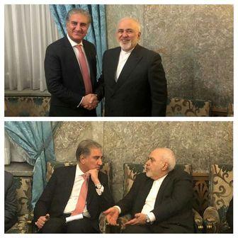 رایزنی وزرای خارجه ایران و پاکستان