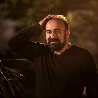 بازیگر محبوب «پایتخت» در آرامگاه خیام نیشابوری/ عکس