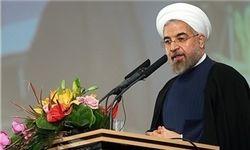 روحانی: ایران از موشک برای دفاع از کشور استفاده خواهد کرد