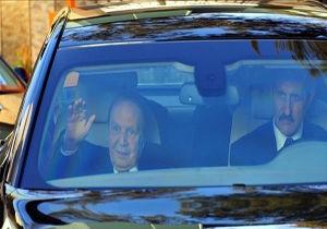 بازگشت بوتفلیقه به الجزایر