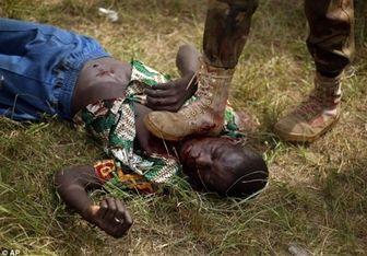 قتلعام مسلمانان در آفریقای مرکزی