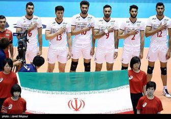 والیبال ایران چگونه به المپیک صعود می کند؟
