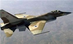 پرواز دو جنگنده صهیونیستی در آسمان لبنان