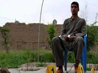 بازداشت عامل انتحاری جوان در مزار شریف + عکس