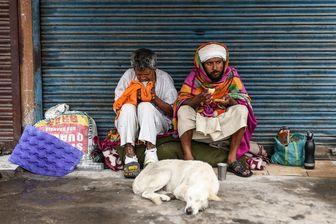 ستارههای سینمای هند به فقرا در بحران کرونا کمک می کنند