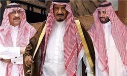 مشکل جدید آل سعود